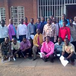 Participants at Dowa Secondary School